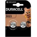 2x Duracell Specialty 2025 Lithium-Knopfzelle 3V um 0,98 € statt 4,42 €