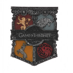 4x Game of Thrones Magnete inkl. Versand um 23,49 € statt 41,96 €