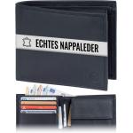 Koruta RFID Schutz Geldbörse aus Nappa Echtleder um 22,74 €