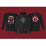 Marvel Hoodies (versch. Motive) inkl. Versand um 19,99 €