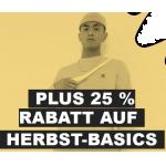 ASOS Onlineshop – 25 % Extra-Rabatt auf berits reduzierte Herbstoutfits
