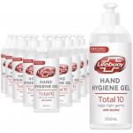 Unilever Lifebuoy Desinfektiongel 12x500ml um 40,33 € (= 3,36 € / Stück)