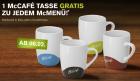Gratis Mc Cafe Tasse ab 6.02 zu jedem McMenü (ausgenommen Small) @McDonalds