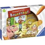 Ravensburger tiptoi Spiel: Rätselspaß auf dem Bauernhof (00830) um 12,73 € statt 20,43 €