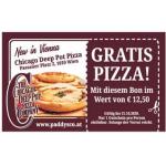 GRATIS Pizza bei Chicago Deep Pot Pizza Company (1010 Wien)