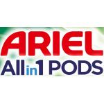 Ariel All-in-1 Pods GRATIS testen (bis 31.01.2021)