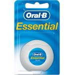 4x Oral-B Essentialfloss Zahnseide ungewachst, 50m um 5,10€