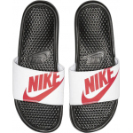 """Nike """"Benassi JDI"""" Badeschlapfen (versch. Motive) um 9,99 €"""