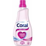 4x Coral Waschmittel flüssig Wolle & Seide (22 WL) um 5,88€ statt 13,48€