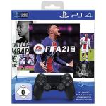 FIFA 21 + Dualshock 4 Wireless Controller um 72,41 € statt 89,98 €