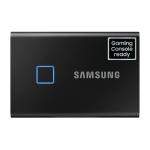 Samsung Portable SSD T7 Touch 500GB, USB-C 3.1 um 85 € statt 120,99 €