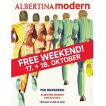 Albertina Modern (Museum in Wien) – Gratis Eintritt am 17. & 18.10.