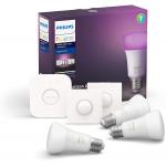 Philips Hue White & Color 3-er Starter Set um 88,91 € statt 163,08 €