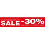 Humanic – 30% Extra-Rabatt auf Sale Produkte & gratis Versand