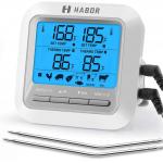 TOPELEK digitales Grillthermometer (2 Sonden) um 14,99 € statt 24,99 €