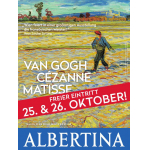 Albertina (Museum in 1010 Wien) – Gratis Eintritt am 25. & 26.10.