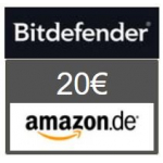 TOP! Bitdefender Antivirus Plus 12 Monate GRATIS + 8€ Gewinn