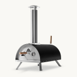 Burnhard Outdoor Pizzaofen Nero inkl. Versand um 169 € statt 269 €