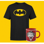 Batman T-Shirt + Batman Tasse inkl. Versand um 9,99 €
