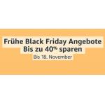 Amazon – Frühe Black Friday Angebote vom 26.10. – 19.11.2020