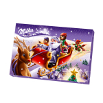 4x Milka Adventkalender (200g) um 15,81 € statt 27,56 €