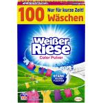 Weißer Riese Pulver Colorwaschmittel (100 WL) um 9,72 €
