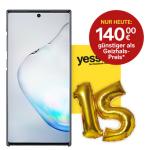 Samsung Galaxy Note 10+ Smartphone um 599 € statt 745,94 €
