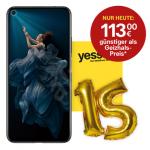Honor 20 128GB Smartphone um 199 € statt 299 € – Bestpreis!