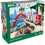 BRIO Großes Bahn Reisezug Set (33512) um 56,89 € statt 78,80 €