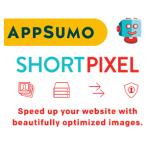ShortPixel Bildoptimierung (15.000 pro Monat & 125 GB CDN) um 41,48 €