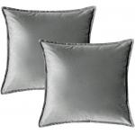 Bedsure Kissenhüllen Doppelpack (versch. Farben & Größen) ab 4,13 €