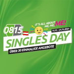 0815.at Singles Day – viele tolle Angebote bis 16. November