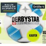 Derbystar Apus X-Tra Light Fußball um 4,90 € statt 20,58 €