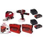 Einhell E-Case Werkzeug SET 6-teilig inkl. Versand um 179 € statt 238,55 €