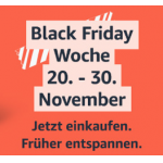 Amazon Black Friday Woche Angebote – Highlights vom 25.11.2020
