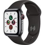 Apple Watch Series 5 (LTE, 40 mm) Edelstahlgehäuse um nur 557,59 €