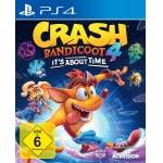 Crash Bandicoot 4: It's About Time (PS4) um 41,42 € statt 49,99 €