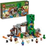 LEGO Minecraft – Die Creeper Mine (21155) um 47,99 € statt 59,99 €