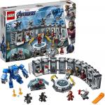 LEGO Marvel Super Heroes – Iron Mans Werkstatt (76125) um 35,99 €