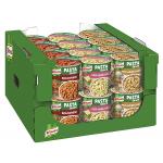 24x Knorr Pasta Snack Becher (versch. Sorten) um 17,96 € statt 28,56 €
