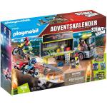 playmobil XXL-Adventskalender Stuntshow um 25,85 € statt 71,98 €