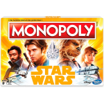 Monopoly Solo – A Star Wars Story um 19,64 € statt 35,41 €