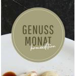 Genussmonat Home Edition bis 6.12. – z.B. 2-3 Gänge Menüs von Top-Restaurants ab 14,50 € bzw. 29,50 € + 1 Flasche Wein kostenlos bis 30.11.