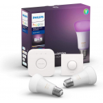 Philips Hue White & Color 2-er Starter Set um 87,41 € statt 140,29 €