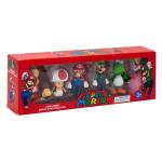 Super Mario Sammelfiguren 6er Pack um 31,99 € statt 45,94 €