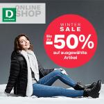Deichmann Onlineshop – bis zu 50 % Rabatt + gratis Versand