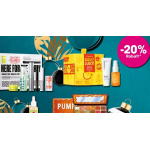 Sephora – 20% Rabatt auf euren Einkauf + gratis Versand