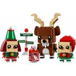 LEGO BrickHeadz – Rentier und Elfen (40353) um 10,39 € statt 15,99 €