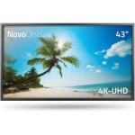 Vivitek NovoDisplay 43″ 4K UHD LED-Monitor um 293,89 € statt 1109 €