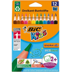 Bic Kids ECOlutions Evolution, 12 Kinder-Buntstifte um 2,41 € statt 3,29 €